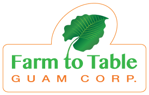 Farm to Table Guam Corp. Logo