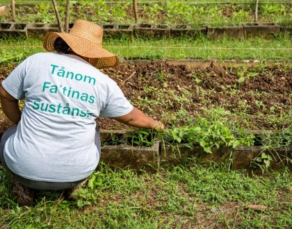Farm to Table Guam Job Opening: Project Assistant - Full Time