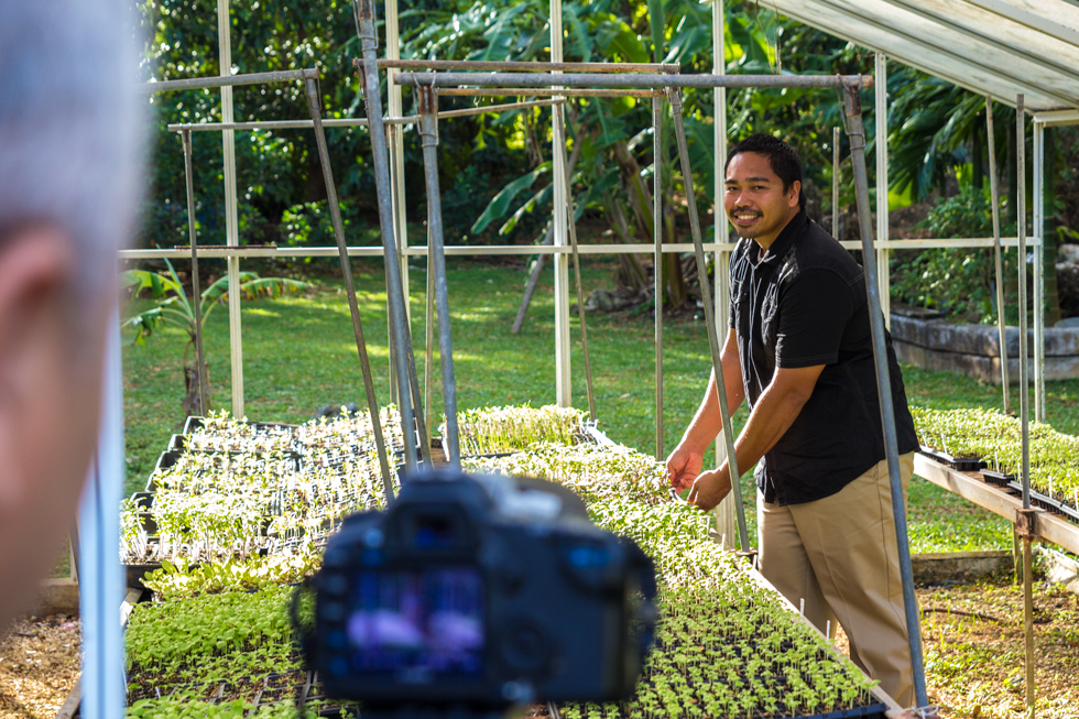 Go Behind the Scenes with Farm to Table!