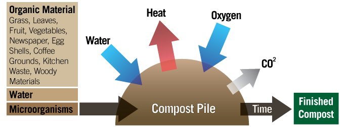 Elements of Composting