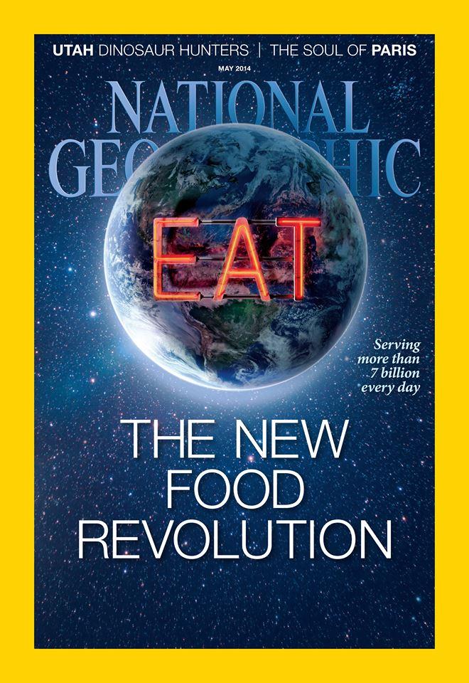 """Nat Geo """"Eat"""""""