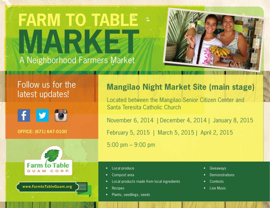 FTT Market Flyer