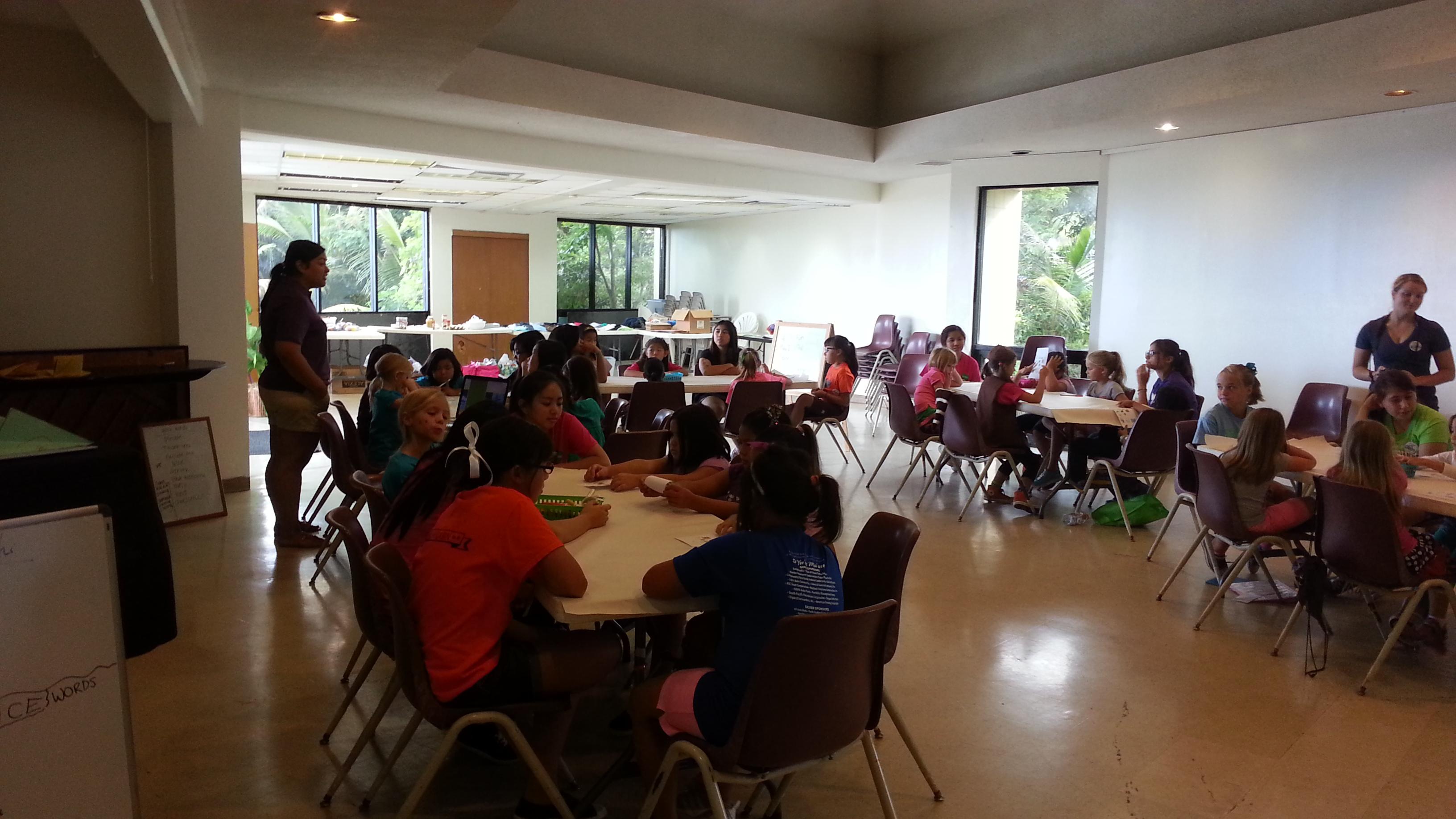 Guam Girl Scouts