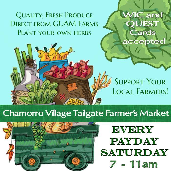 Produce Tailgate Flyer
