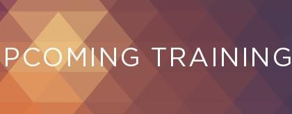 Register now for ANA Pre-Application Training!