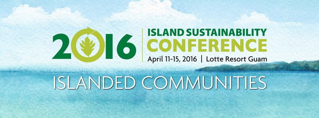 Island Sustainability Conference