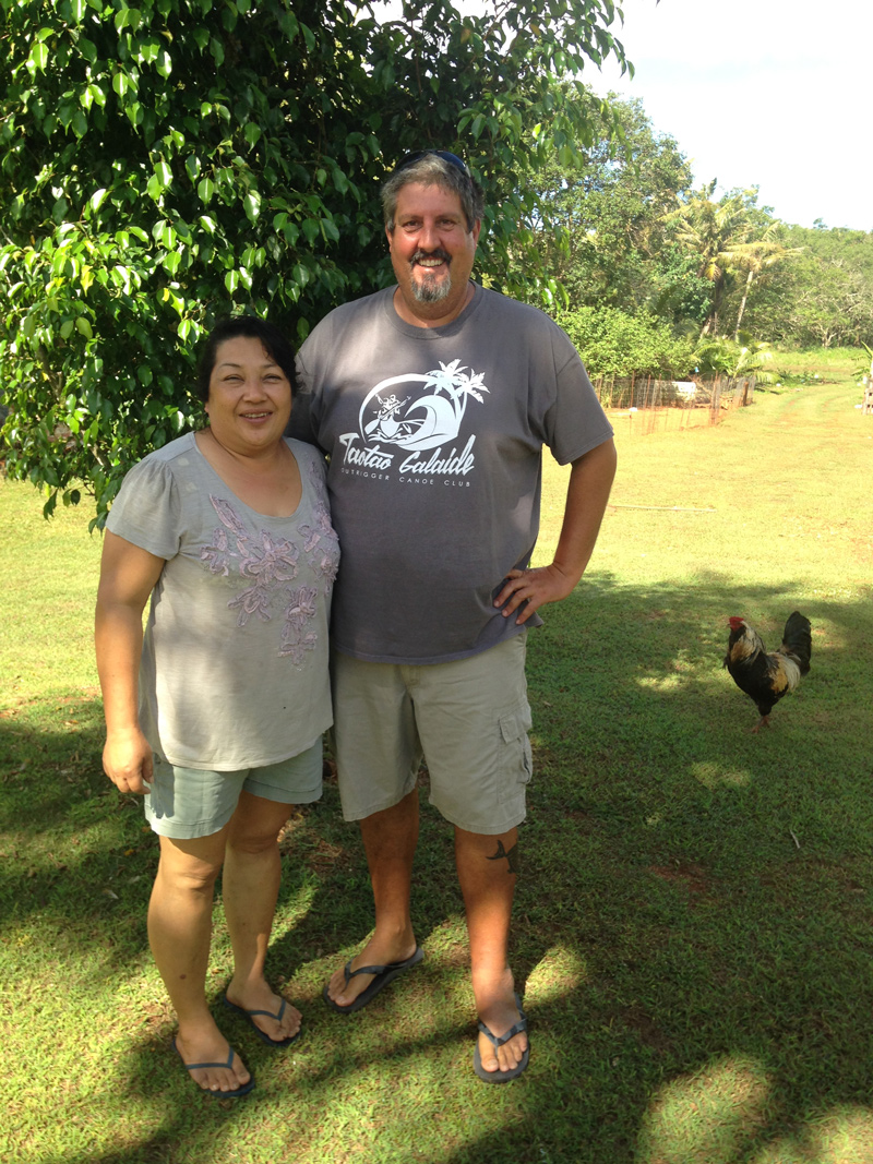 Farm to Table Guam helps farmer get $17,196 grant to expand operation
