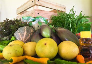 Send fresh, local produce this holiday season!