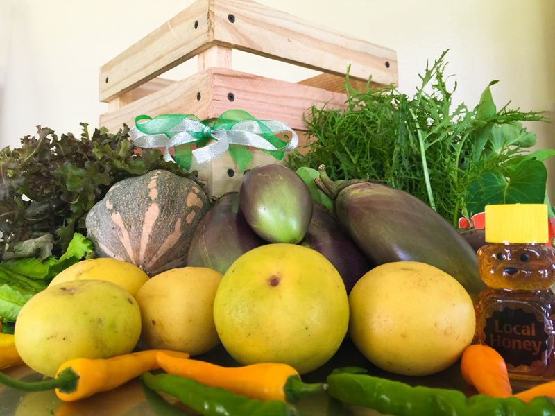 Send fresh, local produce this holiday season!